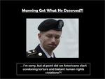 Americans Should Not Condone Torture! by IAmTheUnison