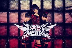 BABYMETAL Wallpaper by Me-The-Manga-Fan101