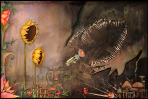 It's a Plant War by Simanion