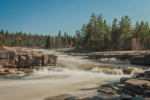 Pabineau Falls by PascalsPhotography