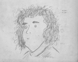 Caricature by ViggObscure