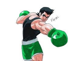 Little Mac by MikeES