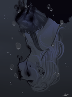 Sinking by MaryLittleRose