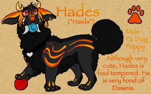 Hades by Tzadike