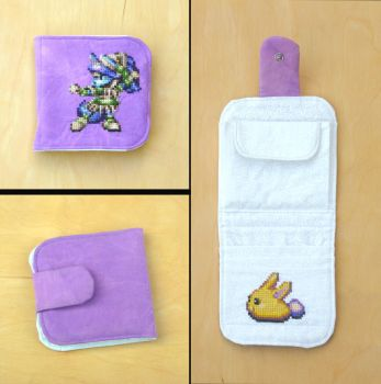 Legend of Mana Wallet by Wingedworchael