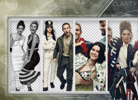 Pack png 994: Vogue by MyBiebebsPhotopacks