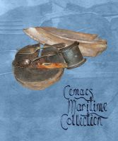 Royal Charter artifacts by CemaesMaritime