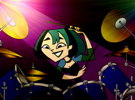 ...A Drummer? by pixgirl359
