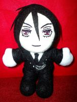 Sebastian Michaelis by TashaAkaTachi