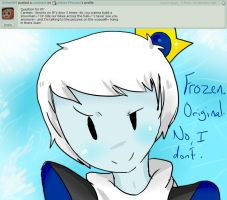 GB! Answer 442 FROZEN by AskIce-Princess