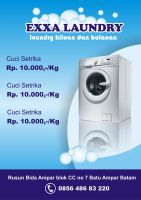 laundry Poster by akoor