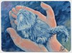 A Handfull of Fluff - No. 3 by songgryphon