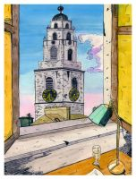 Shandon Bells.- by themaninthehatart