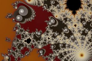 False Mandelbrot Byways No. 22 by element90