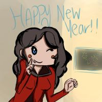 HAPPY NEW YEAR 2014!!! by Warmcheeks