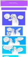 Greek Myths - Violets are Blue by Allysterio