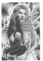 Peter Vale: Witchblade by comiconart