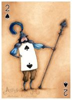 The Soldier of Spades by maina