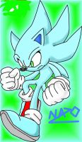 Nazo The Pure Chaos by ScourgeXNazo2
