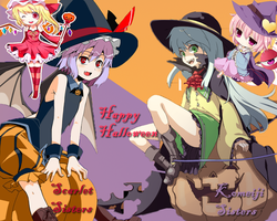 Halloween card (EXTRA 2) by keinecat