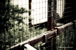 Locked Away by angelwillz