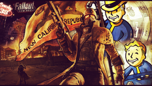 Fallout New Vegas Wallpaper by xTiiGeR