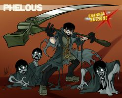 CAX - Phelous by AndrewDickman