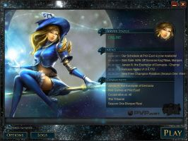 Lux Launcher Splash 2 by maddpatt