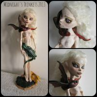 Daenerys Taragryen - First full custom from 2013 by midnightstrinkets
