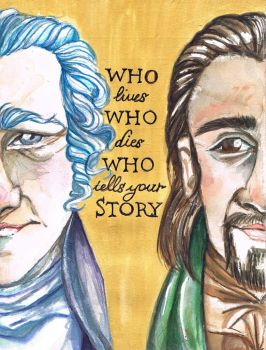 Who Tells Your Story by H2quared