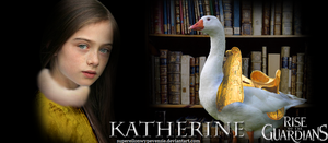 Real Guardian Project #2: Katherine by supereilonwypevensie
