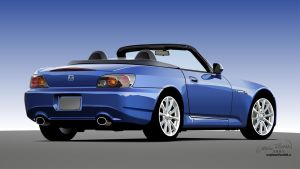 Honda S2000 by CRWPitman