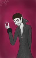 Count Drake by JackXAngelicaforever