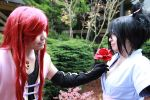 Tales of Symphonia- Zelos and Sheena Relationship by VandorWolf