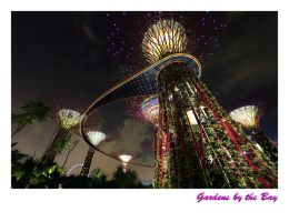 Gardens by the Bay .2 by aloneitsme