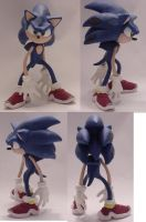 Sonic Clay model by robert-boral