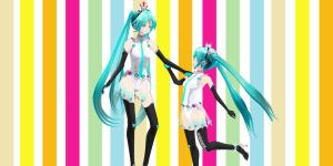 Appearance Miku racing 2013 - Download by YamiSweet