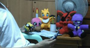 This is How I Play Five Night's At Freddy's. by Happycraftsman