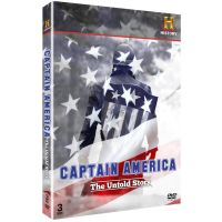 History DVD - Captain America: The Untold Story by nottonyharrison