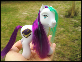 Custom Friend Pony by GrandmaThunderpants