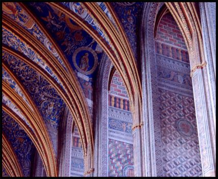 Albi Cathedral Interior II by TheFabulousJourney