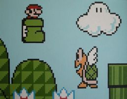 Supa jump by gfball84887