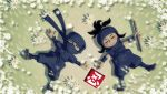 Mini Ninjas Peace 2 PSP wall by DeviantSith