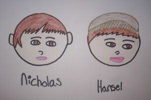 Hansel is Nicholas by Twins429