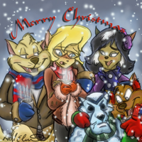 Merry Christmas 2009 by Soyo-Kaze-Studio