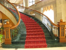 Staircase 0698 by fa-stock