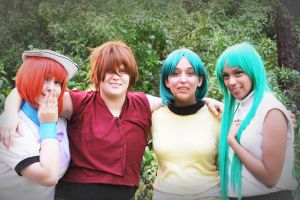 Higurashi no naku koro ni by Awesome-Vivi