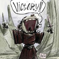 Victory...or not? by basschel