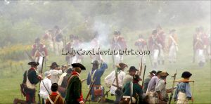 US Rev War Display 3 by KWilliamsPhoto