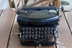 Adler old typewriter by megan7